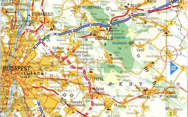 tóalmás térkép Nimra Kft   Elérhetőségek tóalmás térkép
